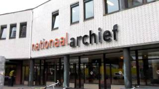 Nationaal Archief in Den Haag