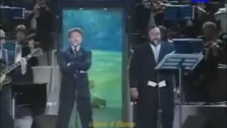 U2 & Pavarotti - Miss Sarajevo (Spanish Subtitles) para mi golondrinachilena