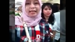 Gadis AHOK Berjilbab Tapi Tidak Hafal RUKUN IMAN Dan RUKUN ISLAM