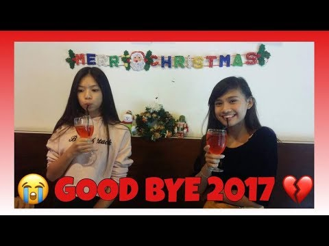 LAST ERISSA VLOG For 2017 || movie date with Elyn