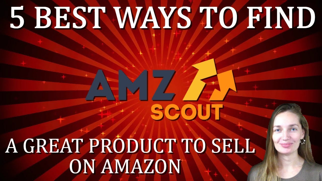 5 Best WAYS to find product to sell on Amazon. Amazon Product Research By Chrome Extension.