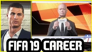 FIFA 19 CAREER MODE -  NEW FEATURES I Haven't Shown Before
