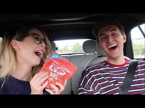 Zoella & Mark Ferris Singing Compilation 2