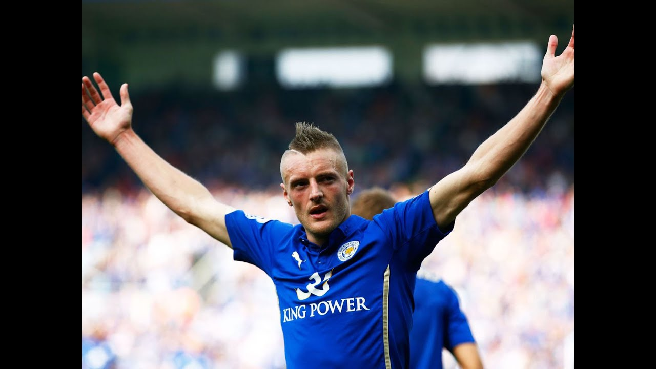 Jamie Vardy 2016 I ll score when I want Leicester City HD