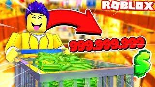 СИМУЛЯТОР ТРАТЫ ДЕНЕГ! ПОТРАТИЛ 999,999,999 $$$ НА ДОРОГИЕ ПОКУПКИ В РОБЛОКС (Roblox)