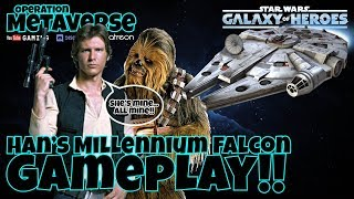 Millennium Falcon shifts the meta to Rebels! Gameplay revealing