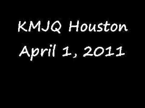KMJQ Houston April 1, 2011.wmv