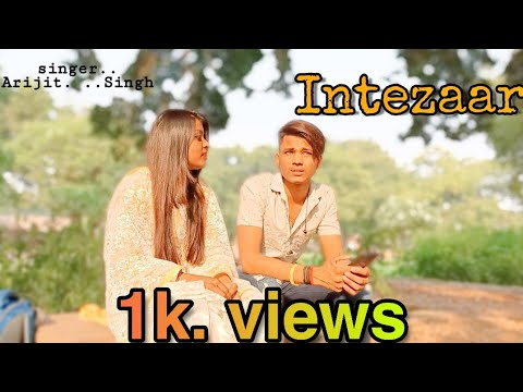 Intezaar | Love Story By  Manish & Jamila & Neha & Shatru  Mithoon Ft. Arijit Singh & Asees Kaur