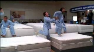 Glee Season 1.1 - Clip: Mattress