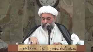 علامتان للمؤمن - الشيخ عبدالله دشتي