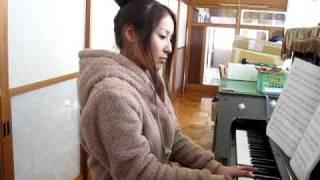 結香が夜行バスで秋田に帰省しました^^ kiroroさんの『もう少し』のピ...