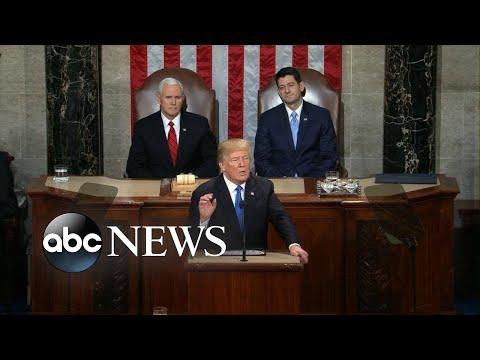 President Trump's 'four pillars' of new immigration plan
