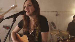 Megan Linford Live Rehearsal Room Sessions - 'Winter's Song'