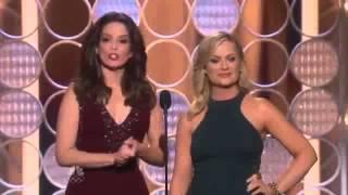 Clooney Joke :: Golden Globe 2014
