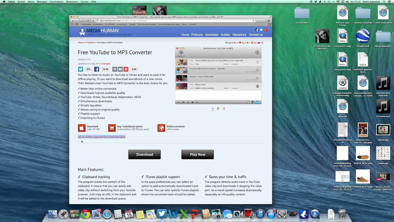 How To Install Mediahuman For Mac