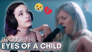 Opera Singer Reacts to Through the Eyes of a Child by AURORA