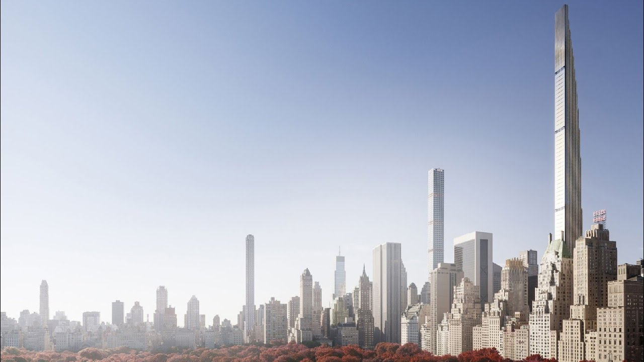 10 Tallest Buildings Under Construction in USA in 2019