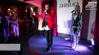 BAD BOYS BLUE in Chelyabinsk (Shpilka Karaoke Bar) 12.06.2015!