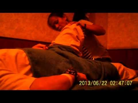 Go Botak Videos : Thai Massage Ch 001-Relaxation Filmed With ABC (anyone best candycam)