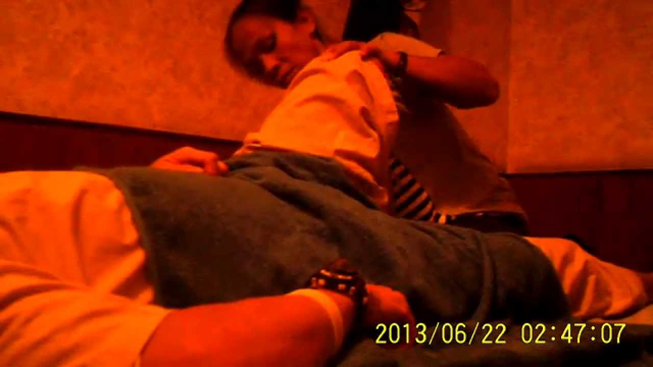 Thaimassage hidden cam