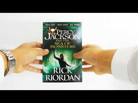 Books2Door - Percy Jackson 5 Book Ultimate Collection