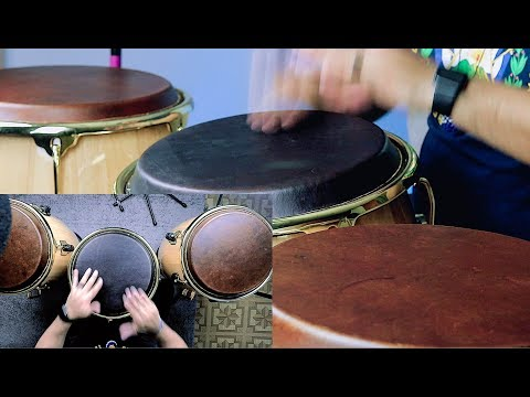 How To Develop Singles On Congas