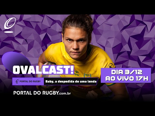 Ovalcast com Baby Futuro, lenda brasileira!