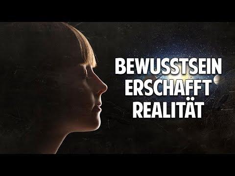 Bewusstsein erschafft Realität - Du bist der Filmemacher Deines Lebens