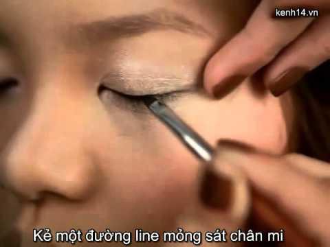 Make up khac phuc nhuoc diem cho guong mat bau binh.flv