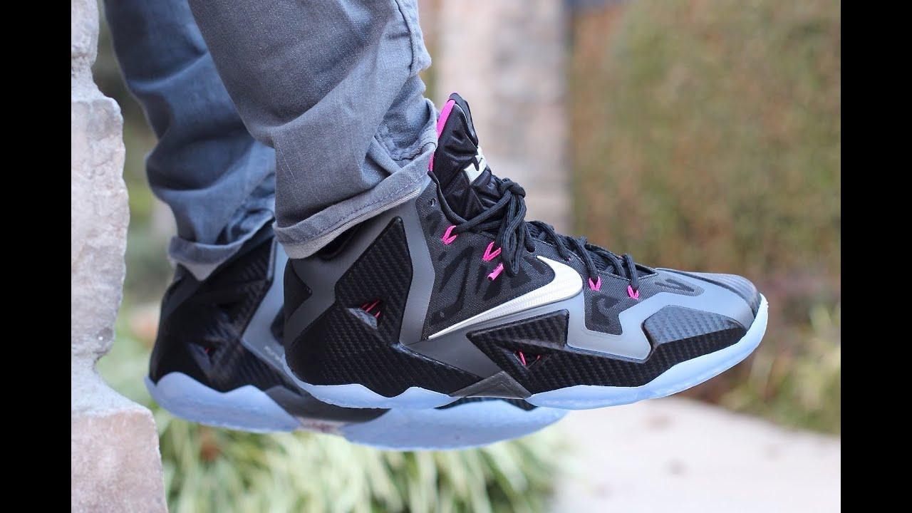 Nike LeBron 11 Miami Nights