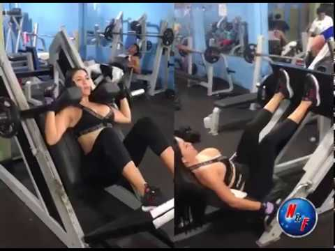 Neuro Fitness.ec - Rutina junto a Jeniffer Aguirre (Modelo Fitness)