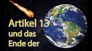 Artikel 13 und das Ende der Welt | #ShaveYourHead