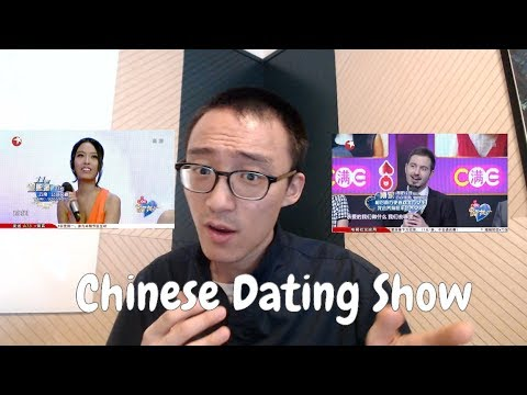 Spanish Man Goes On Chinese Dating Show - An Analysis Of Culture And People