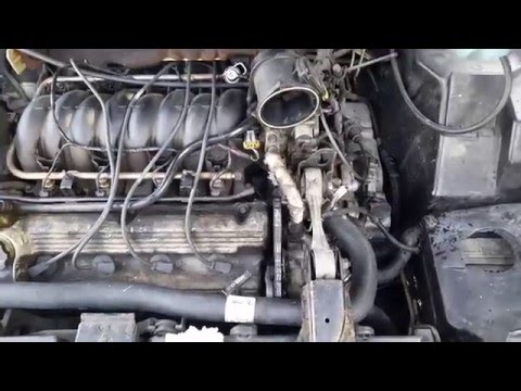 Cadillac Deville 1994 1999 Coolant Hose Bypass For Overheating Engine Issue