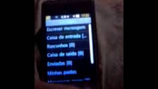 como colocar o android no lg t375