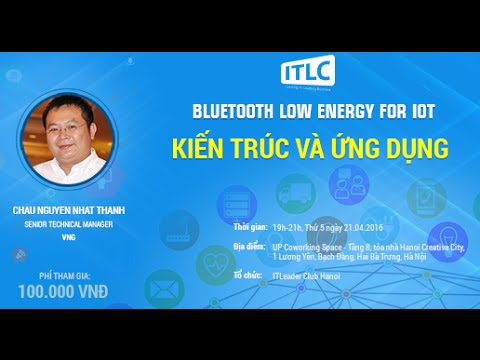 Bluetooth Low Energy for IoT   Part I