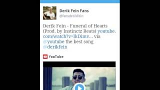 Derik Fein Fans - we love you