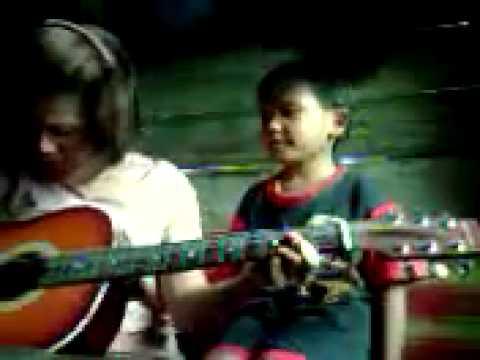 Lagu duet terdahsyat, ibu dan anak. O duma