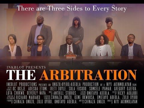 Download The Arbitration Trailer | Niyi Akinmolayan