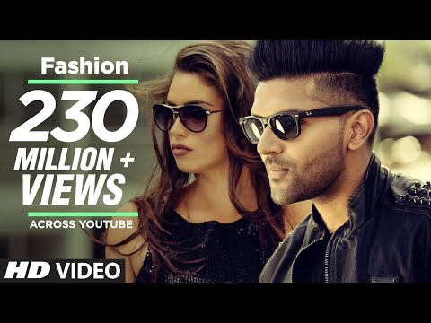 Mix - Guru Randhawa: FASHION Video Song | Latest Punjabi Song 2016 | T-Series