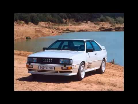 1989 Audi V8l Quattro Youtube