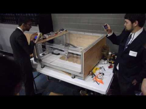 Reciprocating Needle CNC Cardboard Cutter