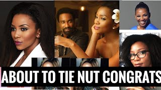 POPULAR NOLLYWOOD ACTRESS GENEVIEVE NNAJI  SET TO TIE NUT WITH GHANAIAN PRIME MINISTER AFTER ..