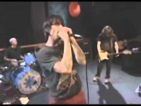 Red Hot Chili Peppers - AOL Sessions (16.05.2002)