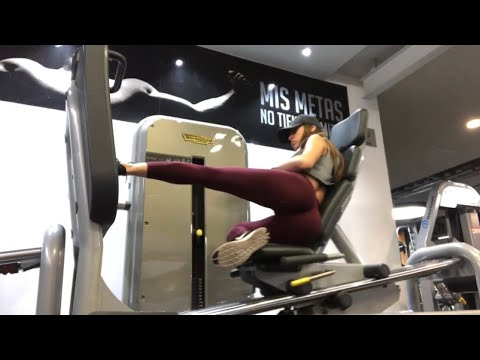 Yanet García - WORKOUT 🔥🏋🏻‍♀️ thumbnail