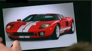 Top Gear Funny Clip : A Tale of Jeremy Clarkson and his 2003 Ford GT !