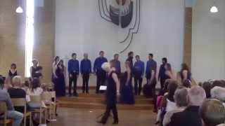 Kammerkoret Bocca - norsk folkemusikk