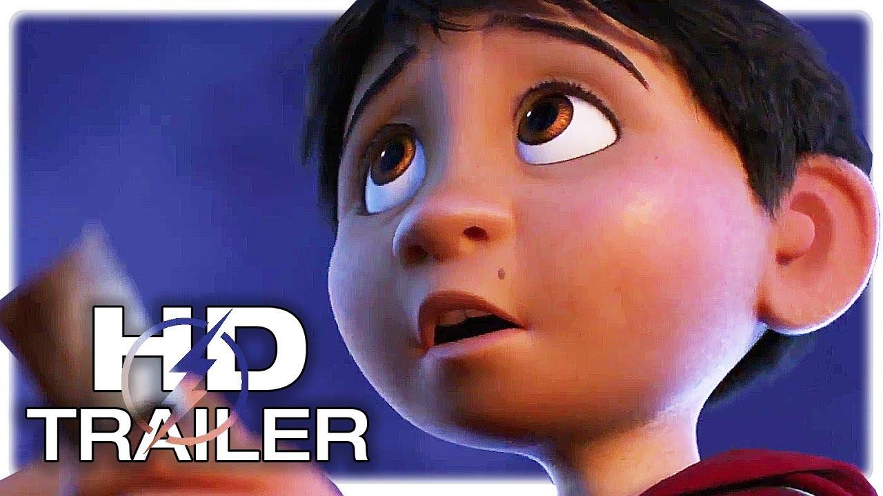 Download Coco Trailer 1 - 4 (2017) Disney Animated Movie HD