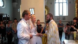 Вінчання Романа Грибовського та вітання скаутів (3)