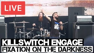 Killswitch Engage - Fixation on the Darkness Live in [HD] @ Download Festival 2012